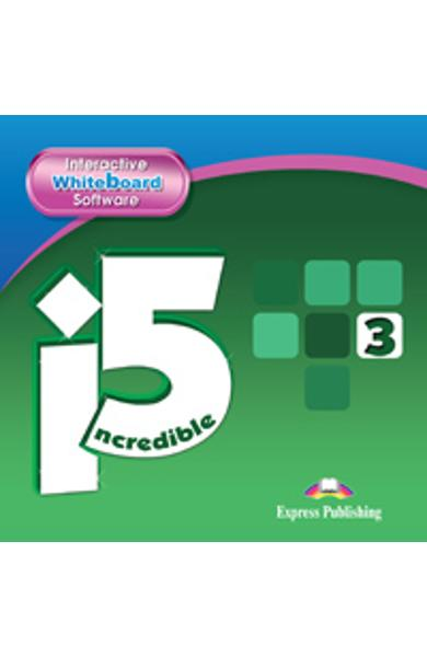 Curs limba engleza Incredible 5 3 Soft Educational 978-1-4715-1883-6
