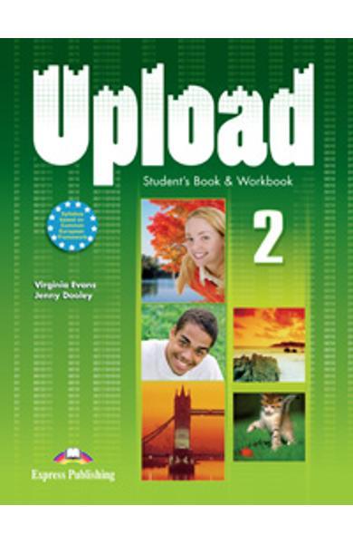 Curs limba engleza Upload 2 Pachetul elevului (manual + caiet)