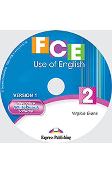 Curs limba engleza Cambridge FCE Use of English 2 Software pt. Tabla Magnetica Interactiva (revizuit 2015) 978-1-4715-3157-6