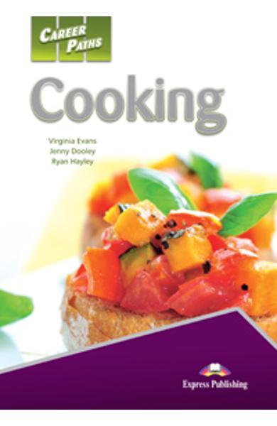 Curs limba engleză Career Paths Cooking - Manualul elevului cu Cross-platform Application