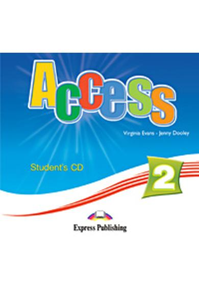 Curs limba engleza Access 2 Audio CD elev