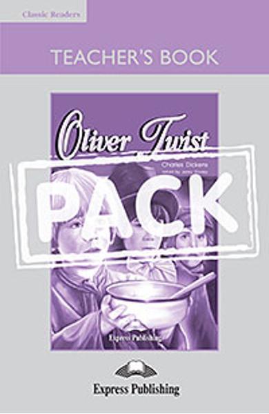 Literatura adaptata pt. copii Oliver Twist Manualul profesorului (+ Board Game) 978-1-4715-2863-7