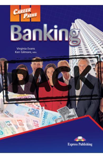 Curs limba engleză Career Paths Banking - Pachetul elevului cu Cross-platform Application