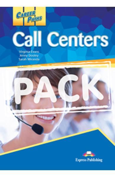 Curs limba engleză Career Paths Call Centers - Pachetul elevului
