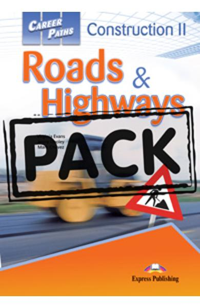 Curs limba engleză Career Paths Construction II - Roads and Highways - Pachetul elevului