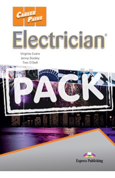 Curs limba engleză Career Paths Electrician - Pachetul elevului