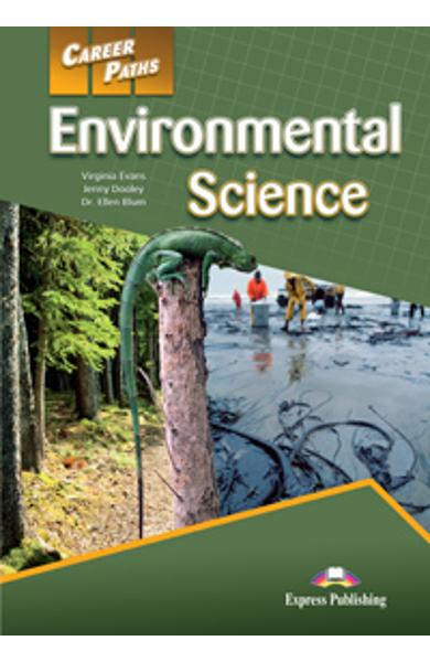 Curs limba engleză Career Paths Environmental Science - Pachetul elevului