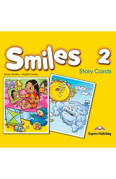 Curs Lb. Engleza Smiles 2 Story Cards