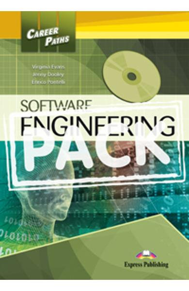 Curs limba engleză Career Paths Software Engineering - Pachetul elevului