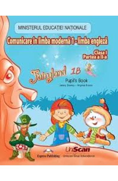 CURS LB. ENGLEZA FAIRYLAND 1B (PARTEA 2) MANUAL ELEV 978-1-4715-3265-8