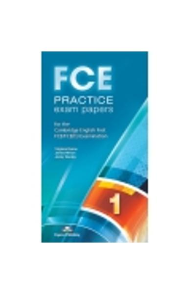 Curs limba engleza Examen Cambridge Fce Practice Exam Papers 1 Audio Cd ( set 10 cd-uri ) Revizuit 2015 978-1-4715-2681-7