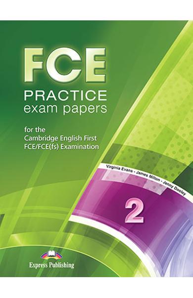 Curs Examen Cambridge - Fce Practice Exam Papers 2 Manualul elevului (Revizuit 2015)