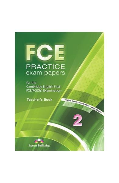 Manualul profesorului - Fce Practice Exam Papers 2 (Revizuit 2015)