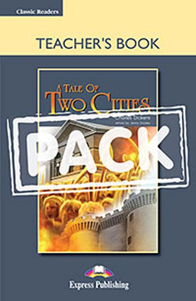Literatura Adaptata pt. Copii A Tale of Two Cities Cartea Profesorului (+Board Game) 978-1-4715-2873-6