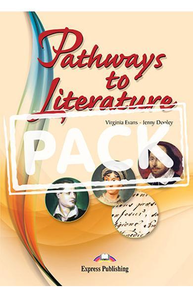 Curs limba engleza Pathways to Literature Pachetul Elevului ( Manual + Audio CD + DVD ) 978-1-4715-3514-7