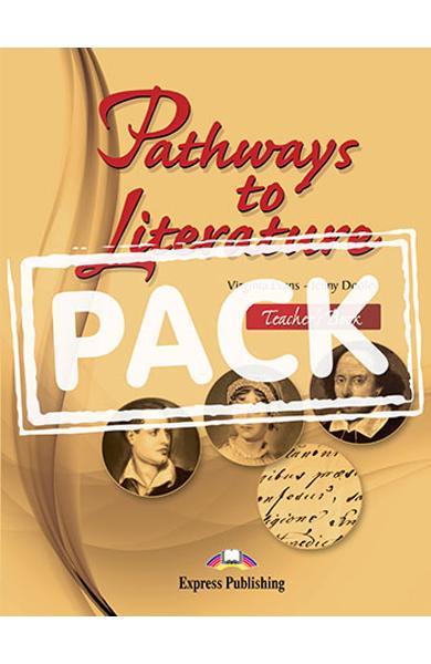 Pathways To Literature Pachetul Profesorului (SB+TB+CD+DVD)