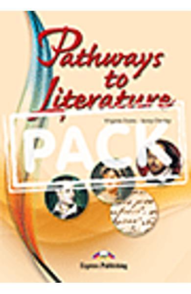 Curs limba engleza Pathways to Literature pachetul elevului (manual+DVD ) 978-1-4715-4281-7