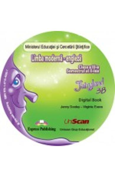 CURS LB. ENGLEZA FAIRYLAND 3B MANUAL DIGITAL CD 978-1-4715-4030-1