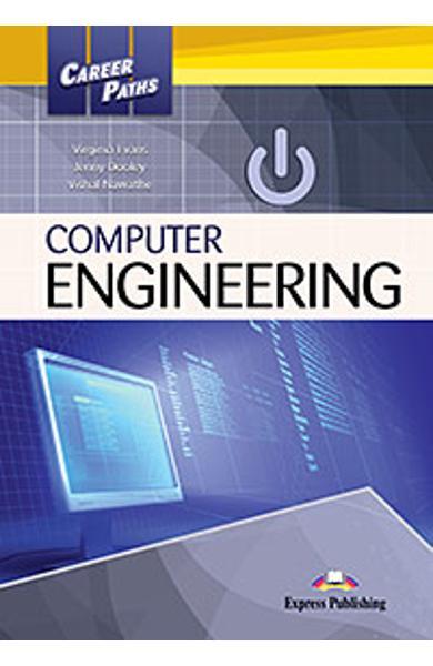 Curs limba engleză Career Paths Computer Engineering - Pachetul profesorului