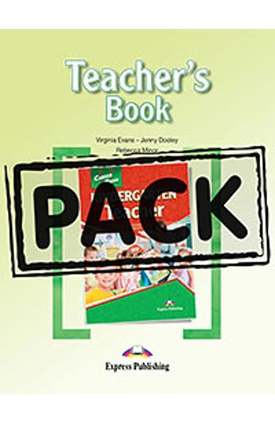 Curs limba engleză Career Paths Kindergarten Teacher - Pachetul profesorului