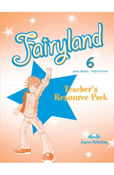 Curs limba engleza Fairyland 6 Material Aditional pentru Profesor