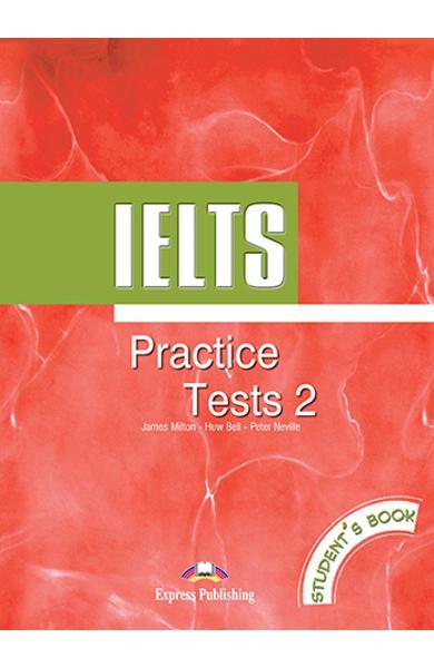 Curs limba engleza IELTS Practice test 2 Manualul elevului