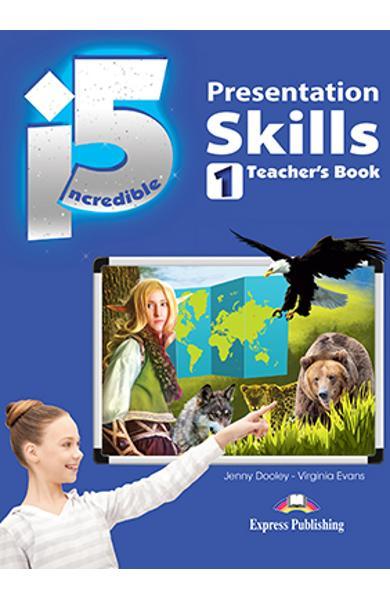 Curs limba engleza Incredible 5 1 Presentation Skills Manualul elevului