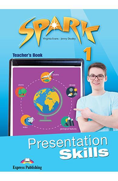 Curs limba engleza Spark 2 Presentation Skills Manualul elevului