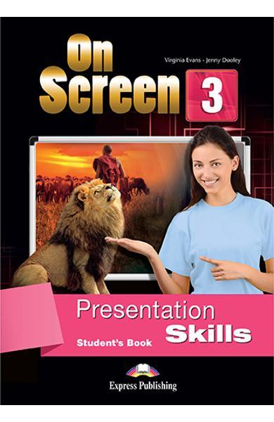 Curs limba engleza On Screen 3 Presentation Skills Manualul elevului