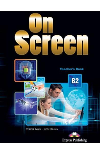 Curs limba engleza On Screen B2 Presentation Skills Manualul elevului