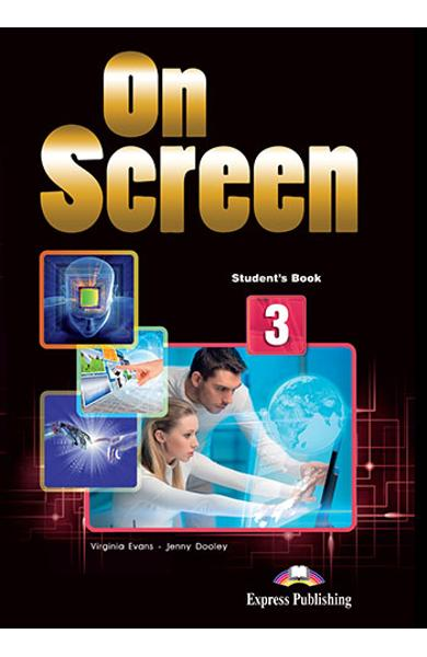 Curs limba engleza On Screen 3 Manualul elevului
