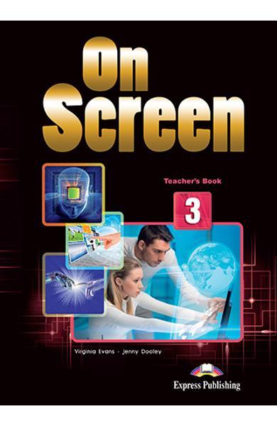 Curs limba engleza On Screen 3 Manualul profesorului