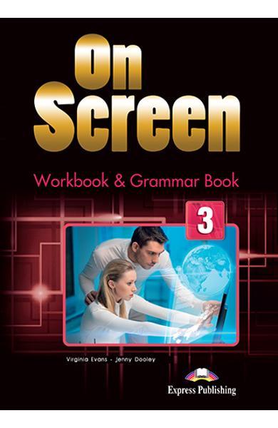 Curs limba engleza On Screen 3 Caiet si Gramatica