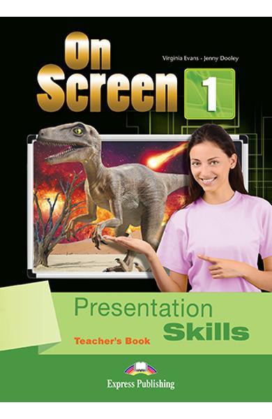 Curs limba engleza On Screen 1 Presentation Skills Manualul profesorului