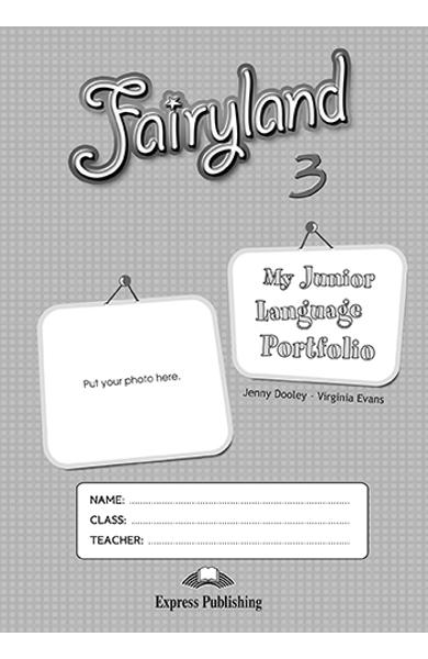 Curs limba engleza Fairyland 3 My Junior Language Portfolio