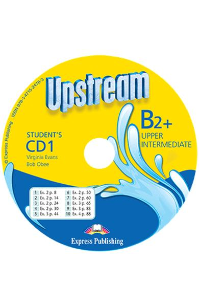 Curs limba engleza Upstream Upper Intermediate B2+ Audio CD 1 (revizuit 2015)