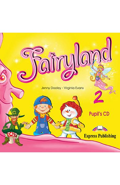 Curs limba engleza Fairyland 2 Audio CD elev