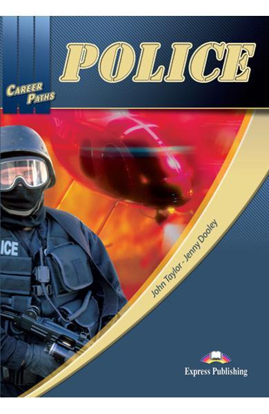 Curs limba engleză Career Paths Police - Manualul elevului