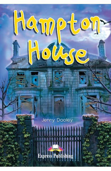 Literatură adaptată pt. copii Hampton House - set: carte + audio CD + caiet de activități 978-1-84216-156-2