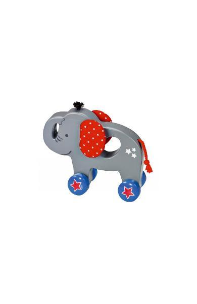 Elefant pe roti - Baby Charms 12351