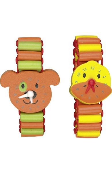 Ceas din lemn -
