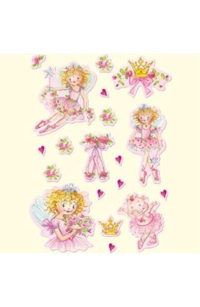 Abtibilduri - Printesa Lillifee