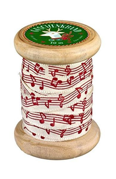 Panglica cu model pentru cadouri - Magia Craciunului 11623