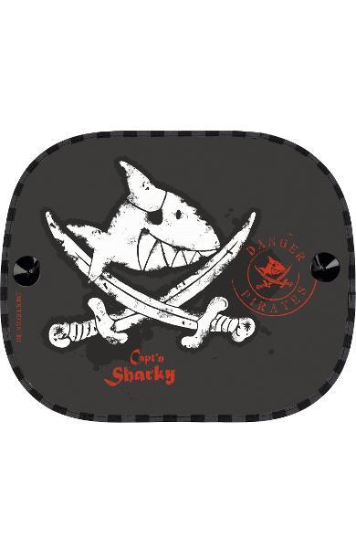 """Parasolar """"Căpitanul Sharky"""""""