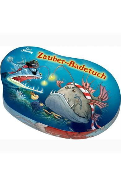 Prosop magic de baie - Capitanul Sharky 13734