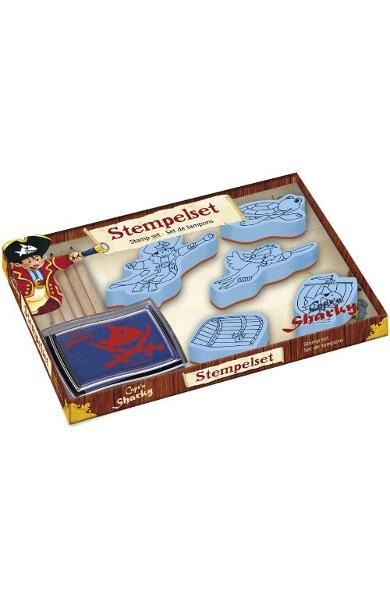 "Set de stampile - ""Capitanul Sharky"" 21364"