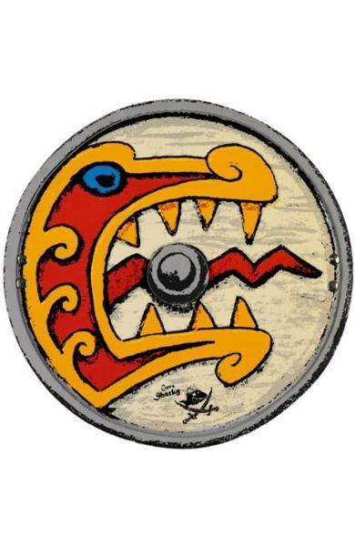 Scut Viking - Capitanul Shharky 11081