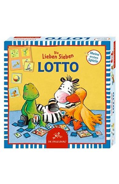 Lotto, unul dintre cei sapte prieteni 11574