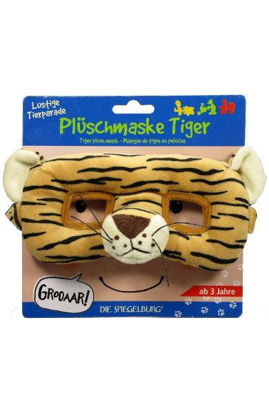 Masca de tigru din plus 12222