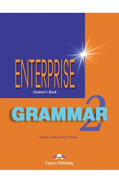 Curs de gramatica limba engleza Enterprise Grammar 2 Manualul elevului 978-1-903128-75-6